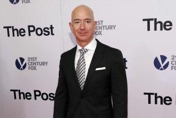 Jeff BezosDer US-amerikanische Unternehmer und Gründer von Amazon feiert den 56. Geburtstag. Sein Vermögen wird auf 116 Milliarden US-Dollar geschätzt.
