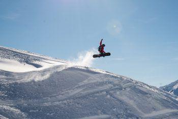 Mitte Februar noch nichts vor? Dann jetzt noch schnell für das Ski- undSnowboardcamp am Sonnenkopf anmelden! Foto: handout/Villa K