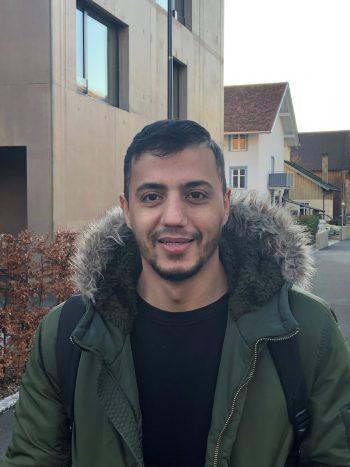 """<p>Mujtaba, 25, Dornbirn: """"Auf uns hat der Austritt der beiden keine wirklichen Folgen. Es ist natürlich schade, dass sich das Paar gegen die Königsfamilie entschieden hat. Ich bin gespannt, wie es weitergeht.""""</p>"""