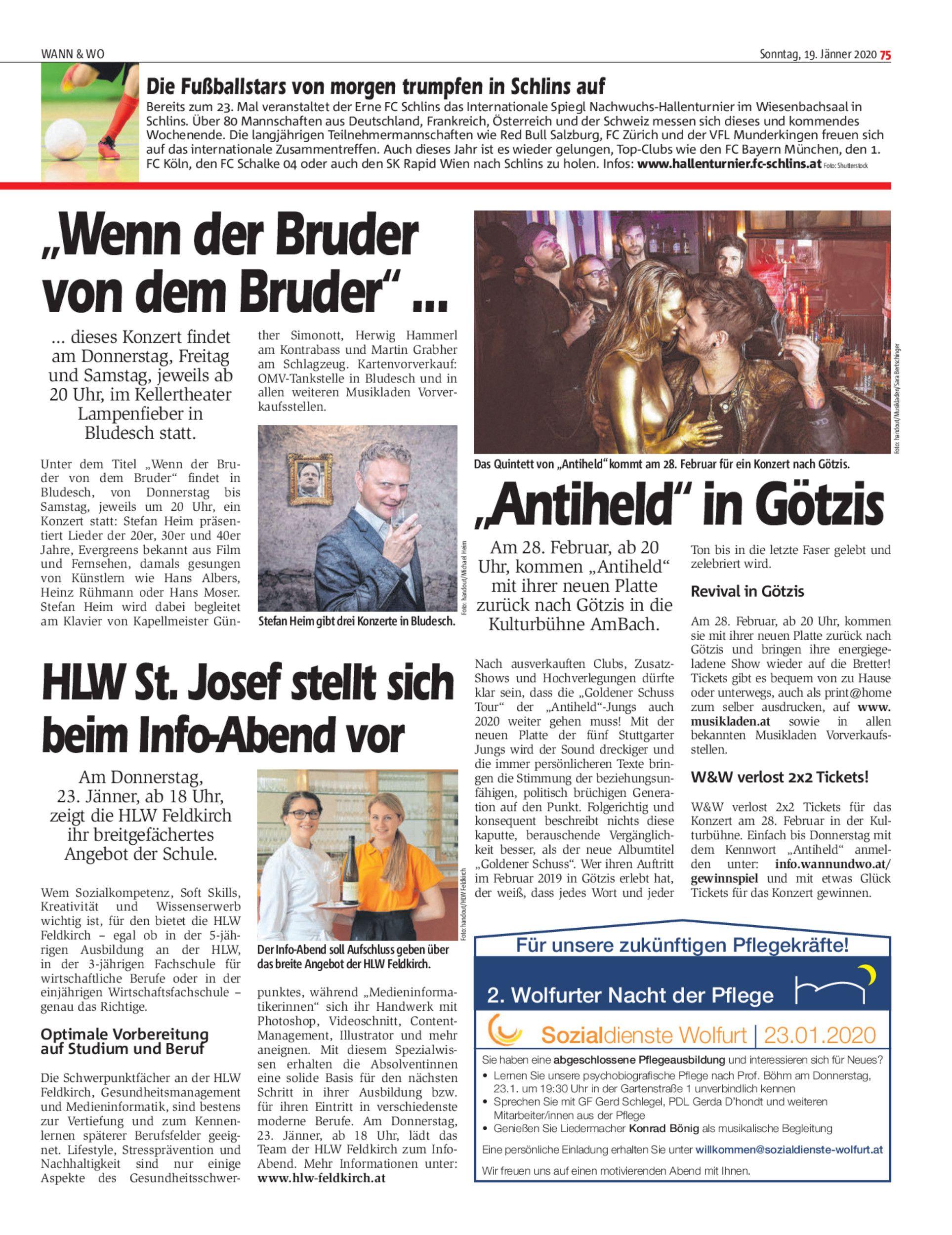 Ludesch - Nachrichten aus der Gemeinde | healthtips2u.com