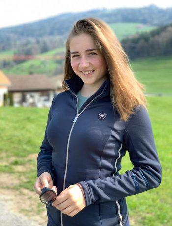 """<p>Sophia, 15, Bregenz: """"Auf den Fasching freue ich mich jedes Jahr. Momentan bin ich noch nicht ganz in Faschingsstimmung. Das ändert sich, sobald ich die ersten Faschingskrapfen gegessen habe. Mit Freunden werde ich auf Umzüge gehen.""""</p>"""