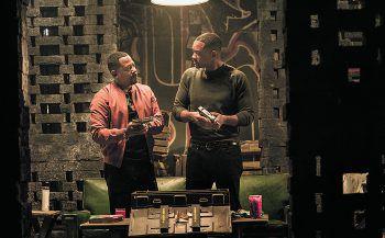Stiften wieder Chaos: Die Buddy-Cops Will Smith und Martin Lawrence.Bild: Sony Pictures