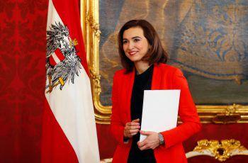 Trotz der Hasswelle möchte Alma Zadic auf Social Media aktiv bleiben. Foto: Reuters