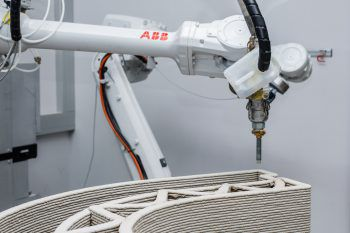 3D-Drucker kommen immer häufiger zum Einsatz. Symbolfoto: Jana Madzigon/Messe Dornbirn