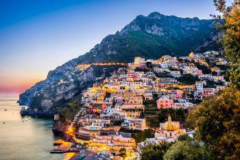 """Als """"Perle"""" der Amalfiküste gilt das ehemalige Fischerstädtchen Positano."""