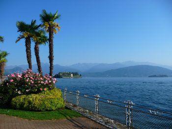 Am Lago Maggiore dem Frühling einen Stück näher kommen.