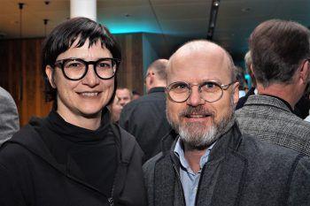 """<p class=""""caption"""">Annabell und Gerhard Stübe(Kongresskultur Bregenz).</p>"""