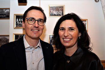 "<p class=""caption"">Anwalt Patrick Piccolruaz mit Gattin Alexandra.</p>"