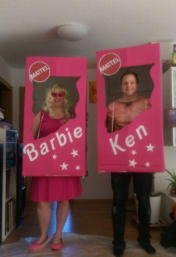 """<p class=""""caption"""">Barbie und Ken: Ein Bild von Jacqueline.</p>"""