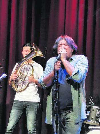 Das Boban Markovic Orkestar gastierte in der Remise in Bludenz. Foto: Amt der Stadt Bludenz