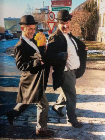 """<p class=""""caption"""">Dick und Doof: Das Bild von Erich hat diese Woche gewonnen.</p>"""