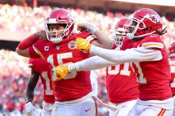 Die 49ers werden alles daran setzten, Star-Quarterback Mahomes zu stoppen.Foto: AP