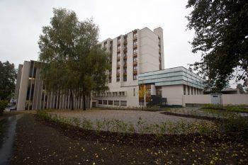 Die junge Frau wurd aus dem LKH Hohenems wieder entlassen.Foto: VN/Steurer