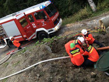 Ein Klassiker im Bereich freiwilliges Engagement: Die Mitgliedschaft in einerFreiwilligen Feuerwehr ist beliebt. Symbolfoto: handout/Bregenz Tourismus & Stadtmarketing
