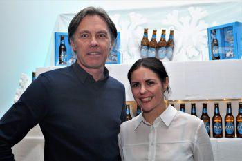 "<p class=""caption"">Fritz Ortner (Kulturhaus) und Charlotte Erhart (Presseabteilung Dornbirn)</p>"