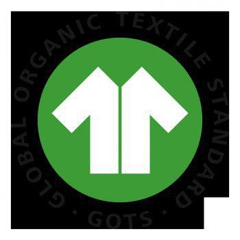 """<p class=""""caption"""">GOTS – Global Organic Textile Standard Biobaumwolle.</p><p class=""""caption"""">Organic, also Biobaumwolle, ist ein wichtiger Baustein der Marke Mary Rose. Der Global Organic Textile Standard ist als weltweit führender Standard für die Verarbeitung von Textilien aus biologisch erzeugten Naturfasern anerkannt. Auf hohem Niveau definiert er umwelttechnische Anforderungen entlang der gesamten textilen Produktionskette und gleichzeitig die einzuhaltenden Sozialkriterien.global-standard.org/de</p>"""