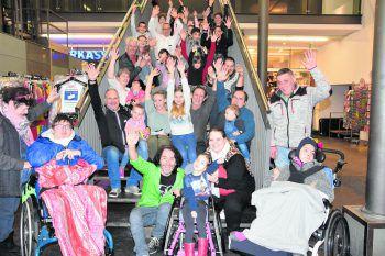 Großartige Spendenaktion für 15 Familien mit schwerkranken Kindern aus ganz Vorarlberg.Foto: handout / Stunde des Herzens