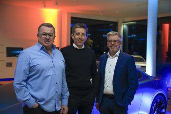 """<p class=""""caption"""">Hans Wolff (Wolff Warenhandel), Jeannot Fink (Atrium) und Richard Zünd (Sternen Hotel).</p>"""