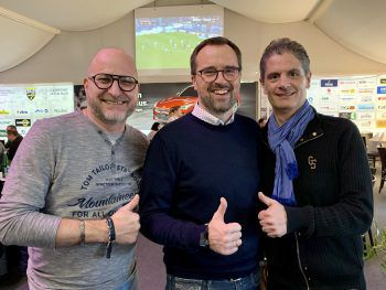 "<p class=""caption"">Hansi Nägeli, Markus Kirschner, Fabrizio Andrich.</p>"