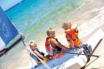 """<p class=""""caption"""">Hier kann man ganz entspannt mit der ganzen Familie die gemeinsame Ferienzeit geniessen.</p>"""