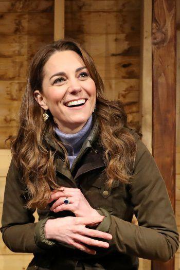 Ihre Oma ist für Herzogin Kate ein tolles Vorbild für die Erziehung ihrer eigenen Kinder. Symbolfoto: Reuters