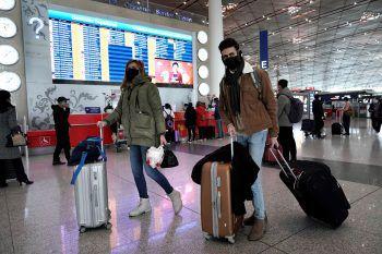 Immer mehr Länder fliegen ihre Bürger aus China zurück. Foto: APA