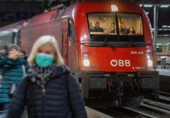 Italien, Tirol, Bayern – der Coronavirus kommt dem Ländle immer näher. Das Bild zeigt einen gestoppten Zug in München.Foto: APA