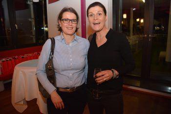 "<p class=""caption"">Judith und Annette Steurer (Sägewerk Steurer).</p>"