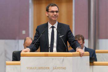 LH Markus Wallner.Foto: Stiplovsek