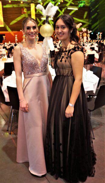 "<p class=""caption"">Lina Losert-Nachbaur und Sara Aydin.</p>"