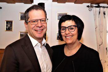 "<p class=""caption"">Markus und Edith Borg (Gesellschafter Rössle).</p>"