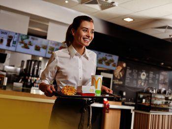McDonald's             |1| Als Marktführer in der Systemgastronomie bietet McDonalds individuelle Förderung, flexible Arbeitszeiten und vielversprechende Aufstiegsmöglichkeiten innerhalb des Unternehmens.Lehrberuf: Systemgastronomiefachfrau/-mannwww.mcdonalds.at