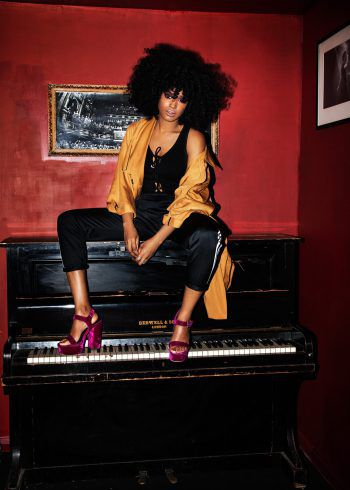 Musikalisch wird sie von Prince, Lizzo und dem Wu-Tang Clan inspiriert.