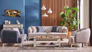 Nach Hause kommen und abschalten: Sofagruppen von Ländle Teak sorgen für das perfekte Wohlfühl-Gefühl.Fotos: handout/Ländle Teak