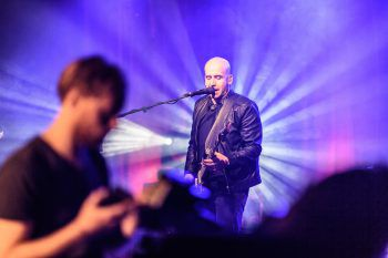 """Neues von Matt Boroff: Kürzlich veröffentlichte der begnadete Singer/Songwriter mit """"Beautiful Machine"""" die erste Single seines bald erscheinenden Albums. Foto: Matthias Rhomberg"""
