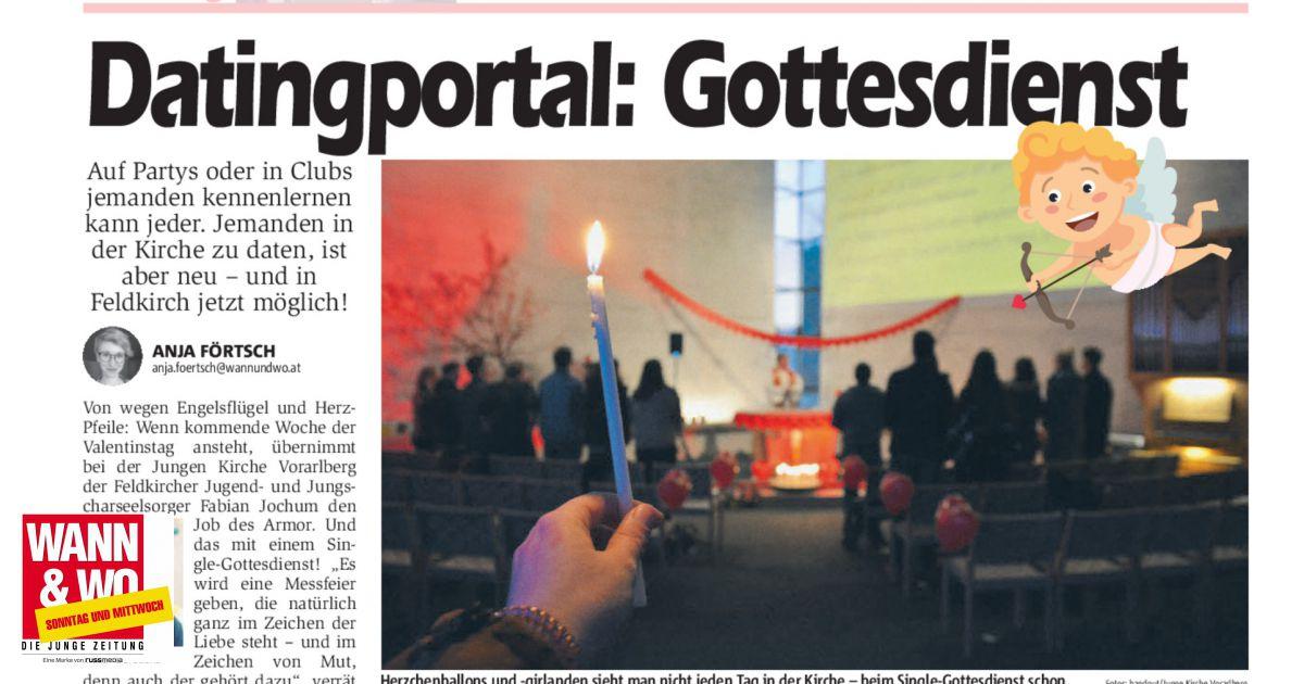 Datingportal: Gottesdienst - Vorarlberg -- huggology.com