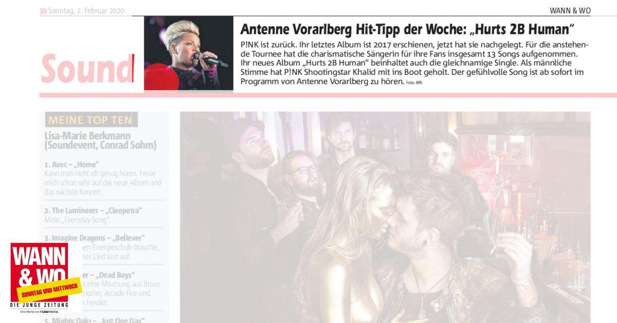 Antenne Bayern Hit Tipp Der Woche