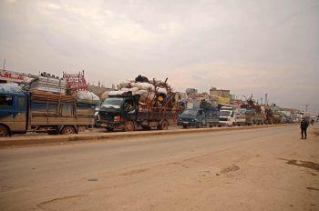 Über eine halbe Million Menschen sind laut UNO aus der Region geflohen. Symbolfoto: APA
