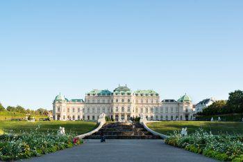 Das Belvedere ist nicht nur ein prachtvolles Barockschloss, sondern beherbergt auch eine der wertvollsten Kunstsammlungen Österreichs. Ein Must-See während einer Wien-Reise.