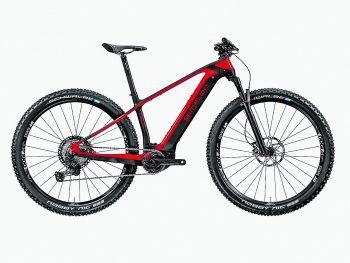 Das exklusivste E-Mountainbike von Simplon ist wohl das Sengo Pmax Carbon. Das gibt es ab 5499 Euro.
