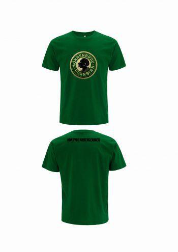 """<p class=""""caption"""">Das Mohren Nostalgie-Shirt ist eine Retro-Edition, in limitierter Auflage.Preis: 19,90 Euro.</p>"""
