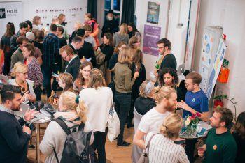 Das Social Impact Weekend besteht aus insgesamt drei Workshops, die man alle hintereinander oder einzeln besuchen kann. Foto: handout/Alex Gotter