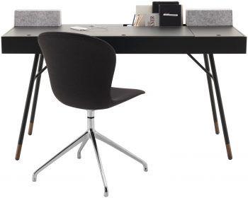 """<p class=""""caption"""">Der Cupertino Schreibtisch – klare Linien verleihen einen minimalistischen Touch. Preis: ab 749 Euro.</p>"""