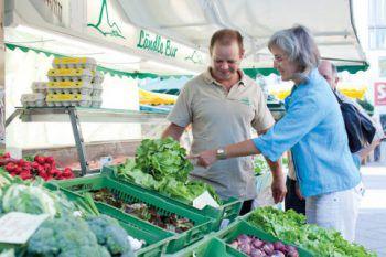 Der Einkaufsführer hilft bei der Suche nach Ländle-Produkten.Foto: Ländle Marketing