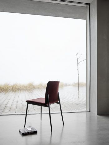 "<p class=""caption"">Der Newport Stuhl: elegant und leicht. Preis: ab 189 Euro. Fotos: handout/BoConcept </p>"