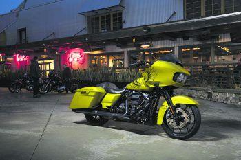 Die drei neuen Lackoptionen sind ein Eyecatcher für alle Harley-Davidson-Liebhaber.Foto: handout / hd vorarlberg