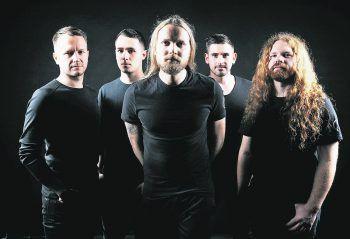Die Mitglieder der Vorarlberger Metalcore-Band Sortout (v. l.): Günter, Aaron, Benjamin, André und Michael. Fotos: handout/Sortout