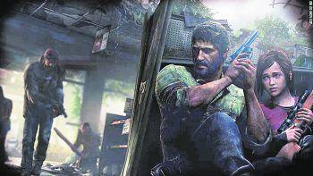 """Die Protagonisten Joel und Ellie kämpfen in """"The Last of Us"""" ums Überleben.Foto: Naughty Dog"""