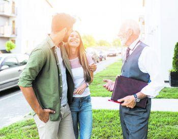 """Eine """"Wohn-Starthilfe"""" für junge Menschen: Dank Investoren kann RIVA im Ländle leistbare Wohnungen anbieten.Fotos: handout/RIVA"""