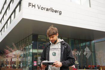 """<p class=""""title"""">               FH Vorarlberg             </p><p>""""Die FH ist im Ländle für ihr ausgezeichnetes Bildungsangebot bekannt, was viele aber nicht wissen: Das Essen in der Mensa ist köstlich!""""</p>"""